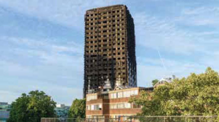 ARMA - Grenfell Tower Fire - A Time for Review